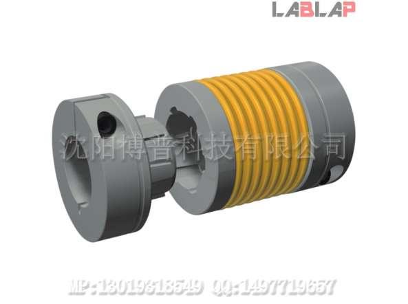 PRIMEFLEX插入式钢制波纹管联轴器