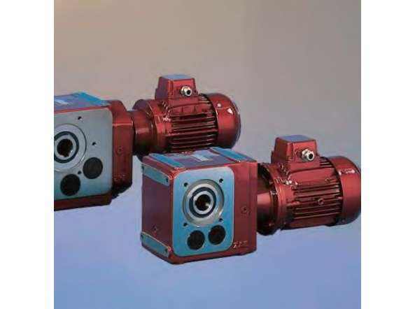 ZAE减速器电机