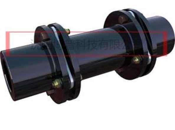 BL4系列钢制膜片联轴器 标准型