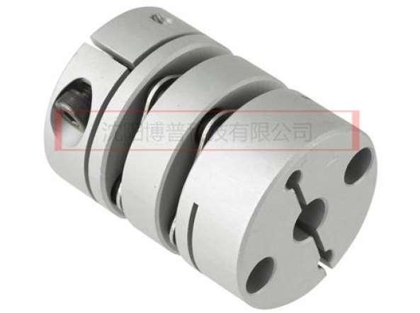 BLC-D铝制双膜片联轴器 夹紧型