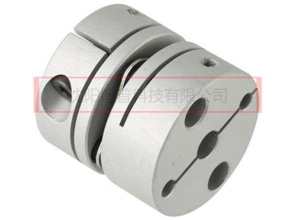 BLC-S铝制单膜片联轴器 夹紧型
