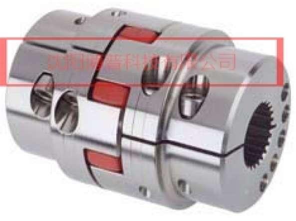 BGR-B弹性爪式联轴器 夹紧型