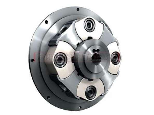 BCH高弹性联轴器 铝块胶体组合安装