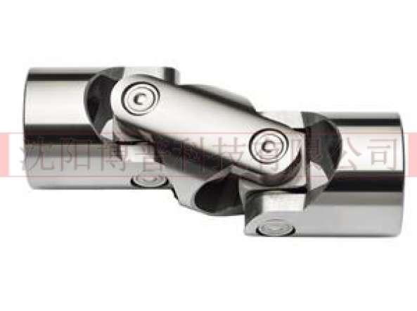 BGU-ED精密万向联轴器 双节型 滑动轴承