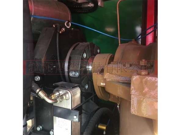高弹性联轴器用于消防设备