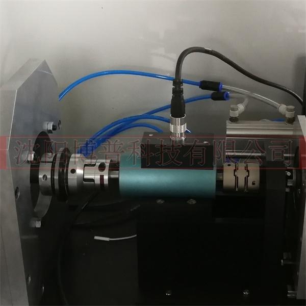 力矩限制器用于直流电机检测台