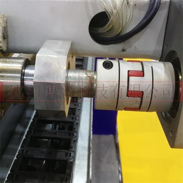 无齿隙梅花联轴器用于木工机械
