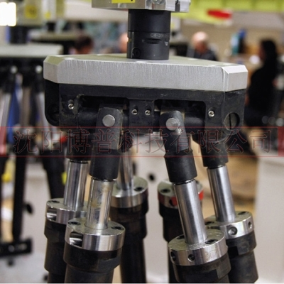 液压胀套用于飞机平台支撑